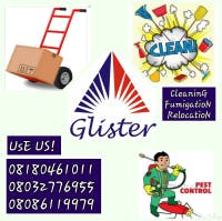 GlisteR Commercial CleaninG FumigatioN and MovinG ServiceS