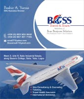 Boss Travels and Tours