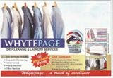 Whytepage Drycleaning And Laundry